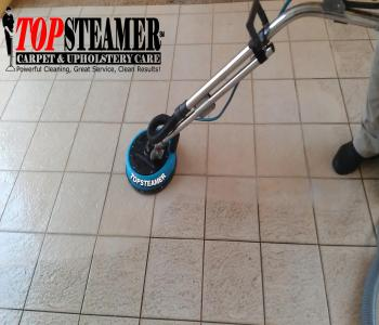 rent machine to clean tile and grout